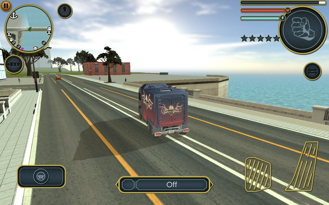 Robot Truck- screenshot