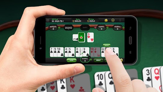 Indian Online Rummy Card Game App Free | Classic Rummy Apk  Download For Android 6