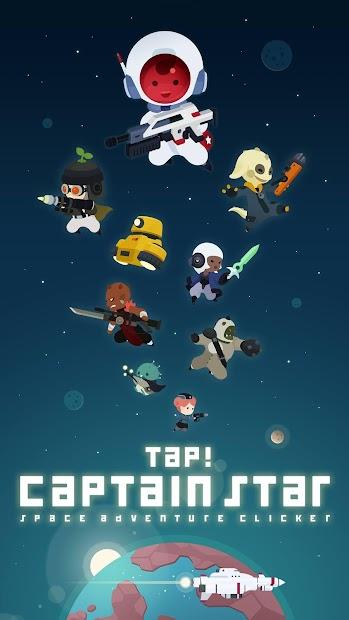 Tap! Captain Star Android App Screenshot