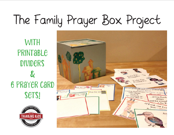 the family prayer box project