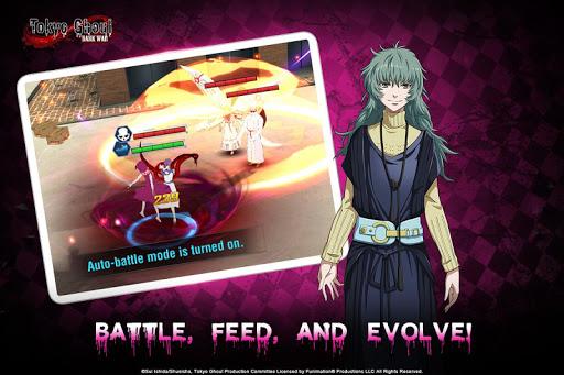 Tokyo Ghoul: Dark War 1.2.13 screenshots 11