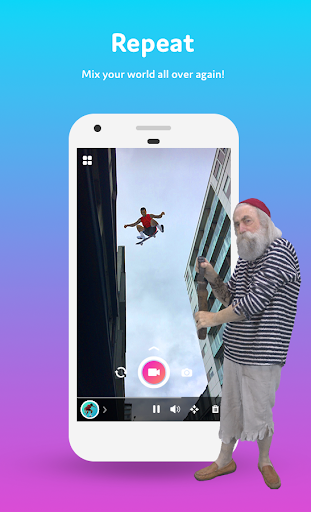 Holo – Holograms for Videos in Augmented Reality - screenshot