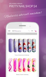 Pretty Nail Shop 24 - screenshot thumbnail