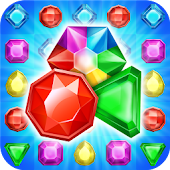 Jewel Pop Matching Gems: Quest