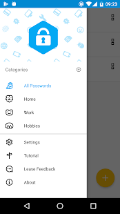 Alkindus Password Manager - náhled
