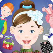 Kids Dress Up & Makeover Game Android APK Download Free By Abuzz