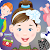 Kids Dress Up & Makeover Game file APK Free for PC, smart TV Download