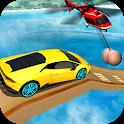 Ramp Car Stunts Game : Impossible GT Stunt Tracks icon