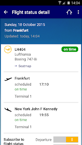 Lufthansa screenshot 5