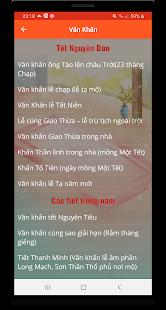Download Lịch vạn niên 2020 - Lịch Việt & Lịch âm For PC Windows and Mac apk screenshot 6