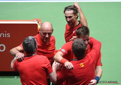 Deux joueurs ont refusé la sélection nationale pour la Coupe Davis