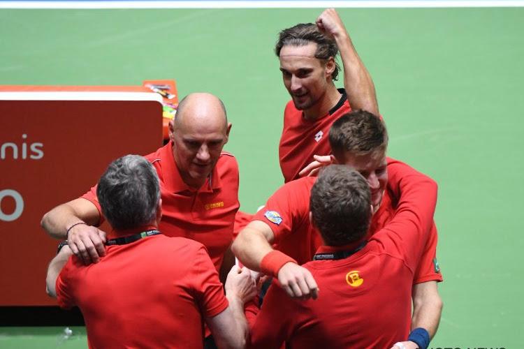 Gloednieuwe Davis Cup: Belgen gaan tegen Australië en Colombia op zoek naar een ticket voor de kwartfinales