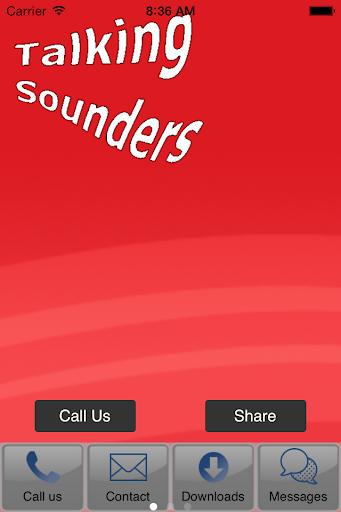 Talking Sounders