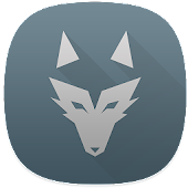 Wolfie for KWGT Icon