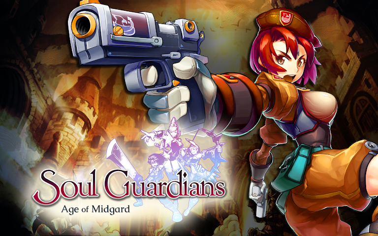 android Soul Guardians Âge de Midgard Screenshot 7