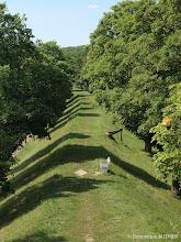 Photo: Un chemin pour la balade avec à gauche la Loire et à droite un canal