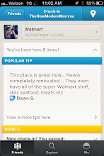 Photo: Got to check in on Foursquare.