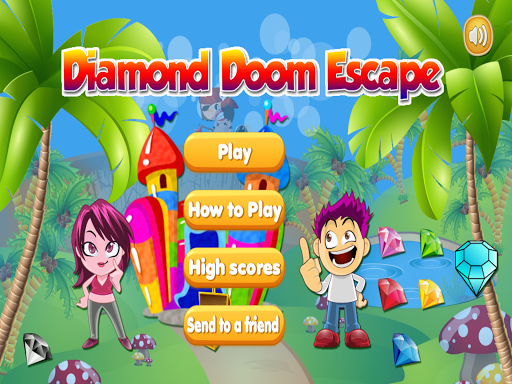 Diamond Doom Escape Pro
