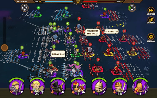 Mini Warriors screenshot 23