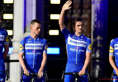 Ex-Belgisch kampioen Yves Lampaert laat zich uit over zijn rol en doelen in de Tour