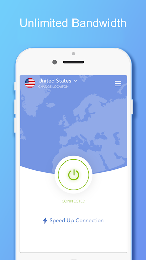 VPN 360 - Unlimited Free VPN Proxy 1.1.0 screenshots 1