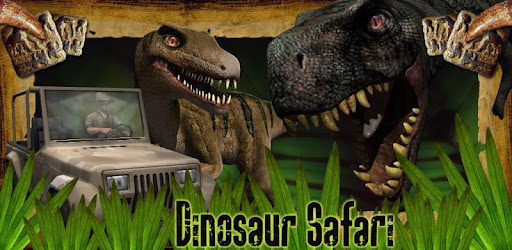 Dinosaur Safari Pro screenshot