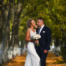 Wedding photographer Aleksandr Khalaev (Kyker). Photo of 27.10.2017