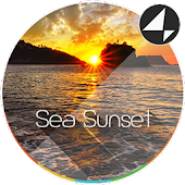 Sea Sunset for Xperia™
