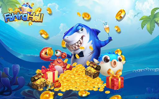 Fishing Hall-Free Slots,Poker,Fishing Saga 1.0.6 screenshots 13