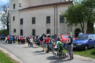 Photo: U kostela Nejsvětější Trojice v Klášteře