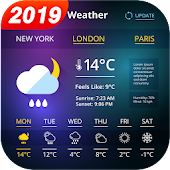 Weather Forecast For 2019 - Weather Map Pro