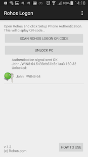 Rohos Logon Key- screenshot thumbnail