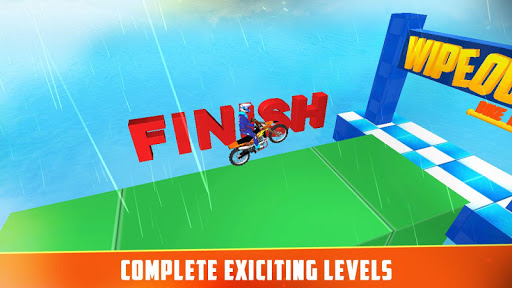 Wipeout Bike Rider for PC