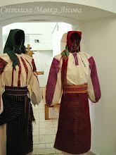Photo: Вербівецький жіночий стрій, Гуцульщина