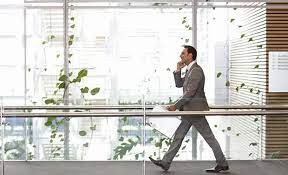 A walk around the office can save you from vascular dysfunction