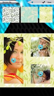 Olive Photo Collage - náhled