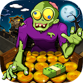 Zombie Coin Pusher Feast