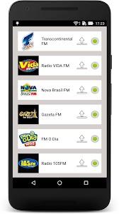 Rádio Brasil screenshot 2