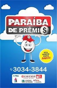 Paraíba de Prêmios - náhled