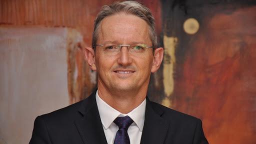 New Altron CFO Cedric Miller.