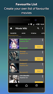 Movie Wiki –  Trailers – TV Show – Film & Cinema  App Download For Android and iPhone 3