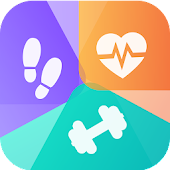 B.Health | Fitness, Weight loss, Pedometer icon