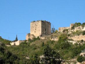 Photo: Castell Mediona des del Camí de S.Quintí