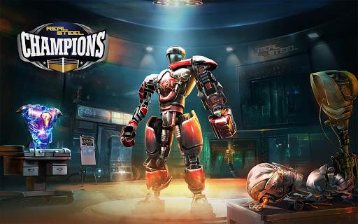 Real Steel Boxing Champions  captures d'u00e9cran 15