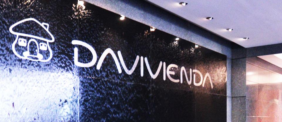 Banco Davivienda hero image