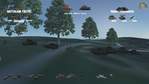 GI Rush screenshot