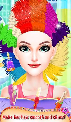 Princess Valentine Hair Style 1.0.2 screenshots 14