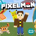 Download Mod Pixelmon MCPE icon