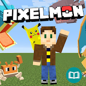 Download Mod Pixelmon MCPE