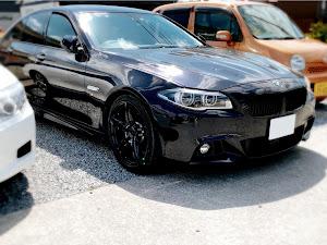 5シリーズ セダン  BMW528iMスポーツのカスタム事例画像 やっさんさんの2019年04月04日14:50の投稿